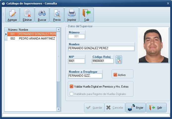 control de asistencia reloj checador desde mx 945 iva ibix com